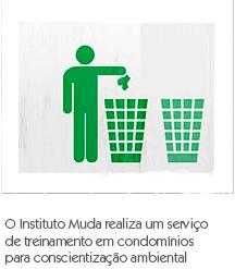 Instituto Muda - Coleta seletiva residencial sao paulo