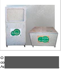 Instituto Muda - Produtos para reciclagem sao paulo